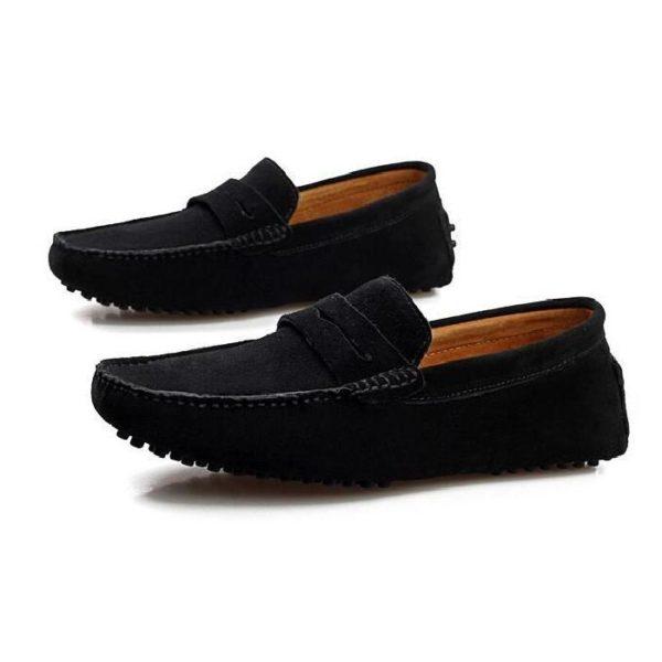 cuir-mocassin-homme-conduire-chaussures-de-sport-b